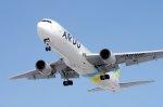 kitayocchiさんが、新千歳空港で撮影したAIR DO 767-33A/ERの航空フォト(写真)