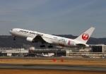 LOTUSさんが、伊丹空港で撮影した日本航空 767-346/ERの航空フォト(写真)