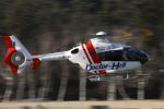 Assk5338さんが、松本空港で撮影した中日本航空 EC135P2の航空フォト(写真)