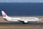 camelliaさんが、中部国際空港で撮影した日本トランスオーシャン航空 737-446の航空フォト(写真)