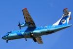 shining star ✈さんが、伊丹空港で撮影した天草エアライン ATR-42-600の航空フォト(写真)