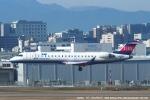 tabi0329さんが、福岡空港で撮影したアイベックスエアラインズ CL-600-2C10 Regional Jet CRJ-702の航空フォト(写真)