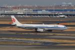 たまさんが、羽田空港で撮影した中国国際航空 A330-343Xの航空フォト(写真)