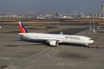たまさんが、羽田空港で撮影したフィリピン航空 777-3F6/ERの航空フォト(写真)