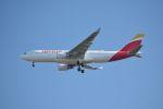 isahighさんが、成田国際空港で撮影したイベリア航空 A330-202の航空フォト(写真)