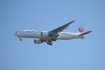 isahighさんが、成田国際空港で撮影した日本航空 777-246/ERの航空フォト(写真)