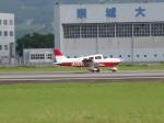flyflygoさんが、熊本空港で撮影した法人所有 PA-28-181 Archer IIの航空フォト(写真)