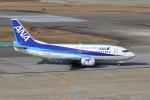 sumihan_2010さんが、福岡空港で撮影したANAウイングス 737-54Kの航空フォト(写真)