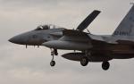 青い翼に鎧武者マークの!さんが、岐阜基地で撮影した航空自衛隊 F-15J Eagleの航空フォト(写真)