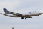 せぷてんばーさんが、成田国際空港で撮影したユナイテッド航空 747-451の航空フォト(写真)