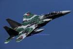 かずかずさんが、茨城空港で撮影した航空自衛隊 F-15DJ Eagleの航空フォト(写真)