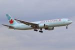 せぷてんばーさんが、成田国際空港で撮影したエア・カナダ 767-375/ERの航空フォト(写真)