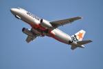 ワイエスさんが、鹿児島空港で撮影したジェットスター・ジャパン A320-232の航空フォト(写真)