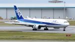 誘喜さんが、那覇空港で撮影した全日空 767-381/ERの航空フォト(写真)