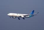 ken1☆MYJさんが、香港国際空港で撮影したガルーダ・インドネシア航空 A330-343Xの航空フォト(写真)