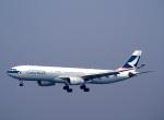 ken1☆MYJさんが、香港国際空港で撮影したキャセイパシフィック航空 A330-342の航空フォト(写真)
