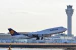 subaristさんが、羽田空港で撮影したルフトハンザドイツ航空 747-830の航空フォト(写真)