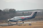 ja0hleさんが、岐阜基地で撮影した川崎重工業 B200 Super King Airの航空フォト(写真)