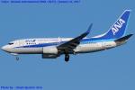 Chofu Spotter Ariaさんが、羽田空港で撮影した全日空 737-781の航空フォト(写真)
