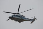 なしさんが、下総航空基地で撮影した海上保安庁 AW139の航空フォト(写真)