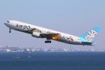 せぷてんばーさんが、羽田空港で撮影したAIR DO 767-381の航空フォト(写真)
