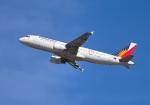 雲霧さんが、成田国際空港で撮影したフィリピン航空 A320-214の航空フォト(写真)