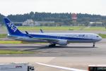 Dreamer-K'さんが、成田国際空港で撮影した全日空 767-381/ERの航空フォト(写真)