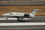 ぽんさんが、高松空港で撮影した岡山航空 510 Citation Mustangの航空フォト(写真)
