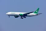 まいけるさんが、スワンナプーム国際空港で撮影したトルクメニスタン航空 777-22K/LRの航空フォト(写真)