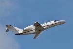 camelliaさんが、中部国際空港で撮影した国土交通省 航空局 525C Citation CJ4の航空フォト(写真)