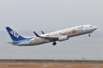 青春の1ページさんが、中部国際空港で撮影した全日空 737-881の航空フォト(写真)