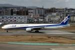 RJFT Spotterさんが、福岡空港で撮影した全日空 777-381の航空フォト(写真)