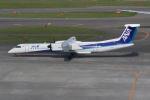 MA~RUさんが、新千歳空港で撮影したANAウイングス DHC-8-402Q Dash 8の航空フォト(写真)