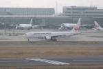しかばねさんが、羽田空港で撮影した日本航空 777-289の航空フォト(写真)