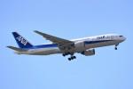 Katayakisobaさんが、中部国際空港で撮影した全日空 777-281/ERの航空フォト(写真)