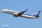 RINA-200さんが、小松空港で撮影した全日空 737-881の航空フォト(写真)