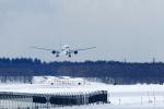 Rundy's Airgraphyさんが、新千歳空港で撮影した全日空 777-281/ERの航空フォト(写真)
