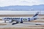 kurubouzuさんが、関西国際空港で撮影したフィンエアー A330-302Xの航空フォト(写真)