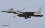 RINA-200さんが、小松空港で撮影した航空自衛隊 F-15J Eagleの航空フォト(写真)