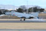 夏みかんさんが、名古屋飛行場で撮影した航空自衛隊 F-4EJ Kai Phantom IIの航空フォト(写真)