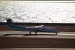 金魚さんが、中部国際空港で撮影したANAウイングス DHC-8-402Q Dash 8の航空フォト(写真)