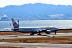 we love kixさんが、関西国際空港で撮影したチャイナエアライン 777-36N/ERの航空フォト(写真)