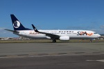 JRF spotterさんが、ホノルル国際空港で撮影した山東航空 737-85Nの航空フォト(写真)