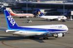 Katayakisobaさんが、中部国際空港で撮影した全日空 767-381の航空フォト(写真)