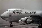 うすさんが、伊丹空港で撮影したフライング・タイガー・ライン 747-245F/SCDの航空フォト(写真)