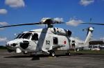 チャーリーマイクさんが、立川飛行場で撮影した海上自衛隊 SH-60Kの航空フォト(写真)