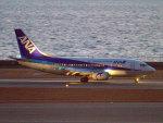 Mame @ TYOさんが、中部国際空港で撮影したANAウイングス 737-54Kの航空フォト(写真)