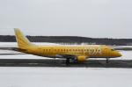 リリココさんが、新千歳空港で撮影したフジドリームエアラインズ ERJ-170-200 (ERJ-175STD)の航空フォト(写真)