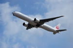 saoya_saodakeさんが、成田国際空港で撮影した日本航空 777-346/ERの航空フォト(写真)