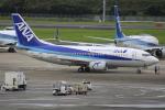 Koba UNITED®さんが、成田国際空港で撮影したANAウイングス 737-54Kの航空フォト(写真)